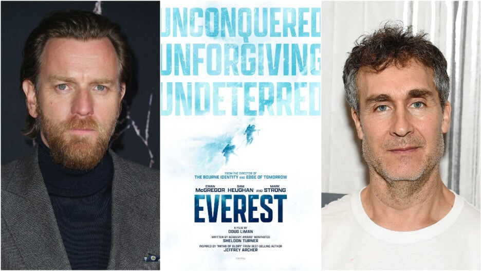 Ewan McGregor Doug Liman Everest