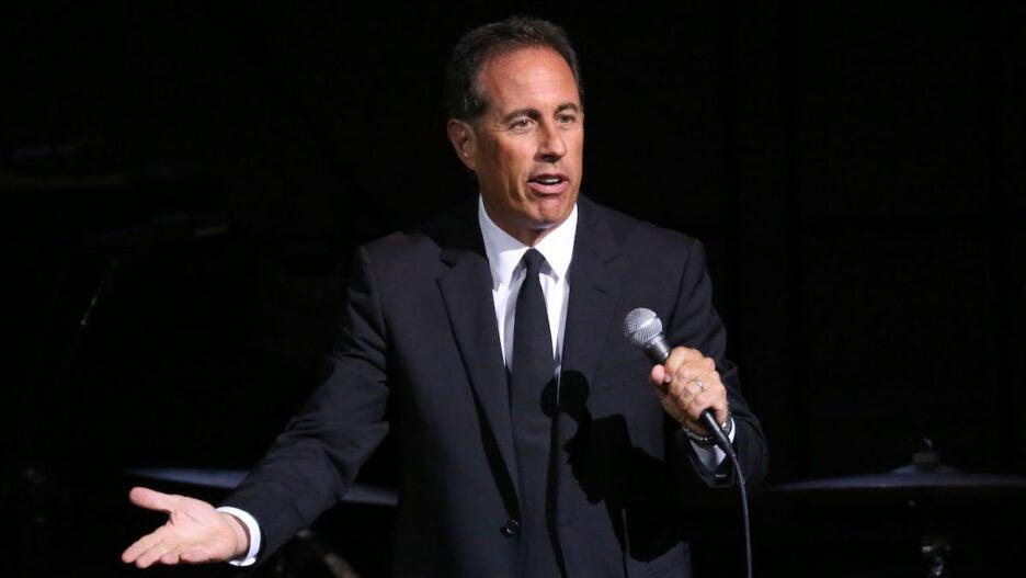 Jerry Seinfeld Pop Tarts Unfrosted