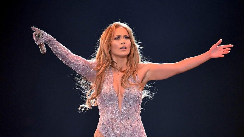 Jennifer Lopez Netflix