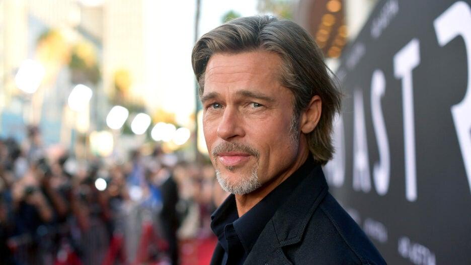 Brad Pitt Bullet Train