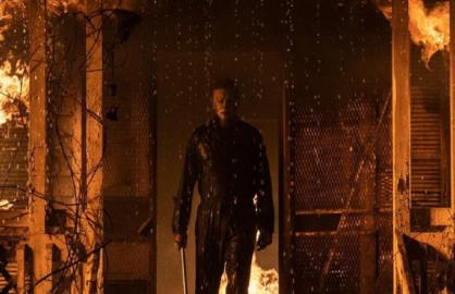 Halloween Kills Michael Myers Laurie Strode
