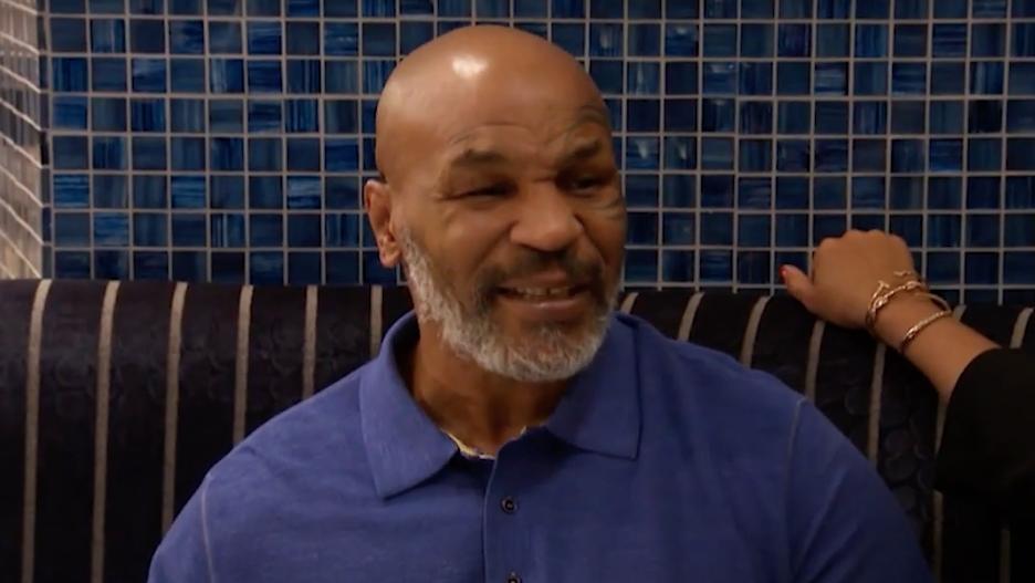 Hells Kitchen Mike Tyson