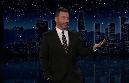 Jimmy Kimmel Donald Trump