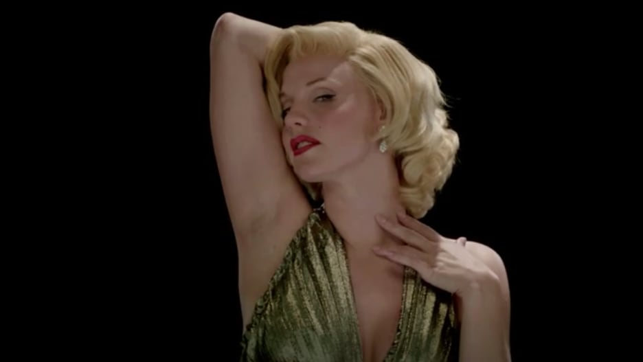 Kelli Garner Marilyn Monroe