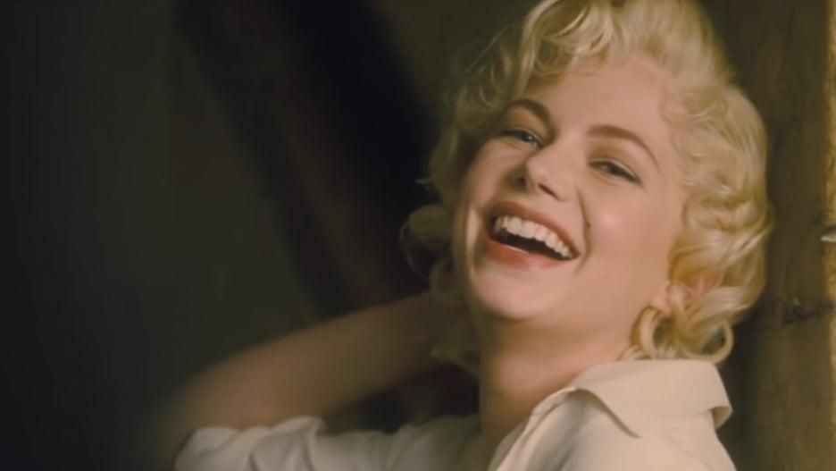 Michelle Williams Marilyn Monroe