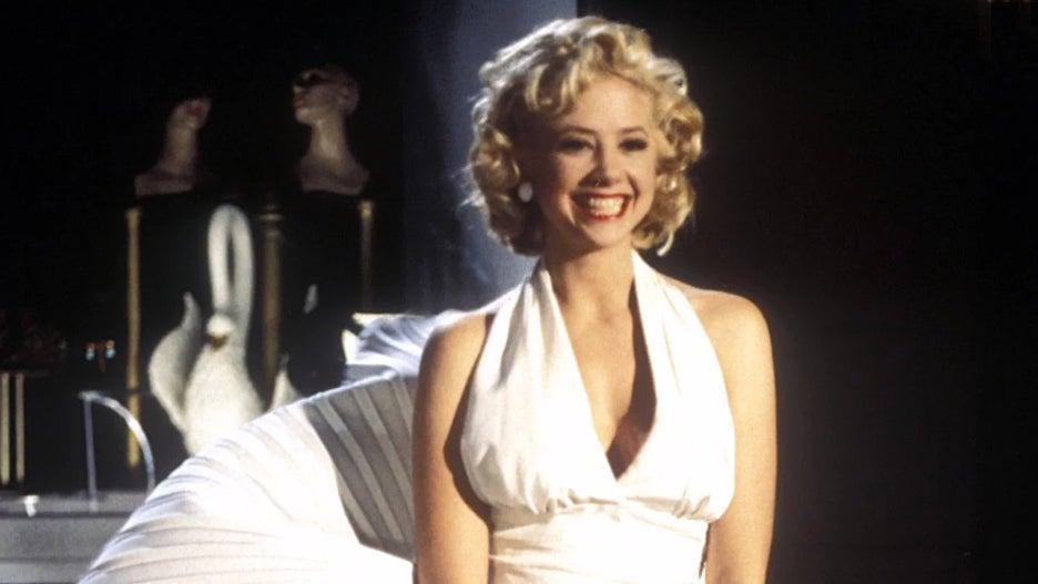 Mira Sorvino Marilyn Monroe