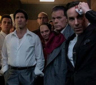 The Many Saints of Newark The Sopranos