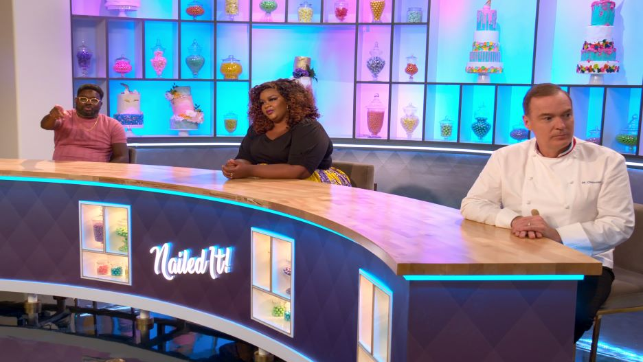 Why Kooky Cakefest 'Nailed It!' Decided to Double Down on Contestants for Season 5.jpg