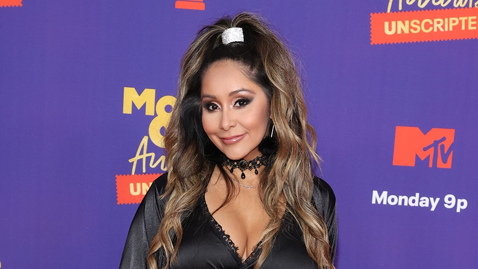 Nicole 'Snooki' Polizzi to Host 'Ridiculousness' Spinoff 'Messyness' for MTV.jpg