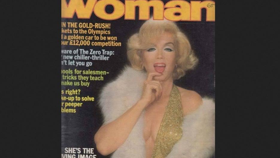 Paula Lane Marilyn Monroe