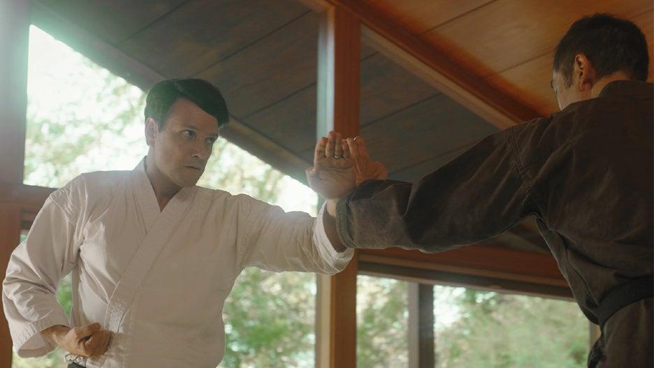 Ralph Macchio in Cobra Kai