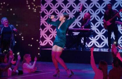 Renee Elise Goldsberry in Girls5eva
