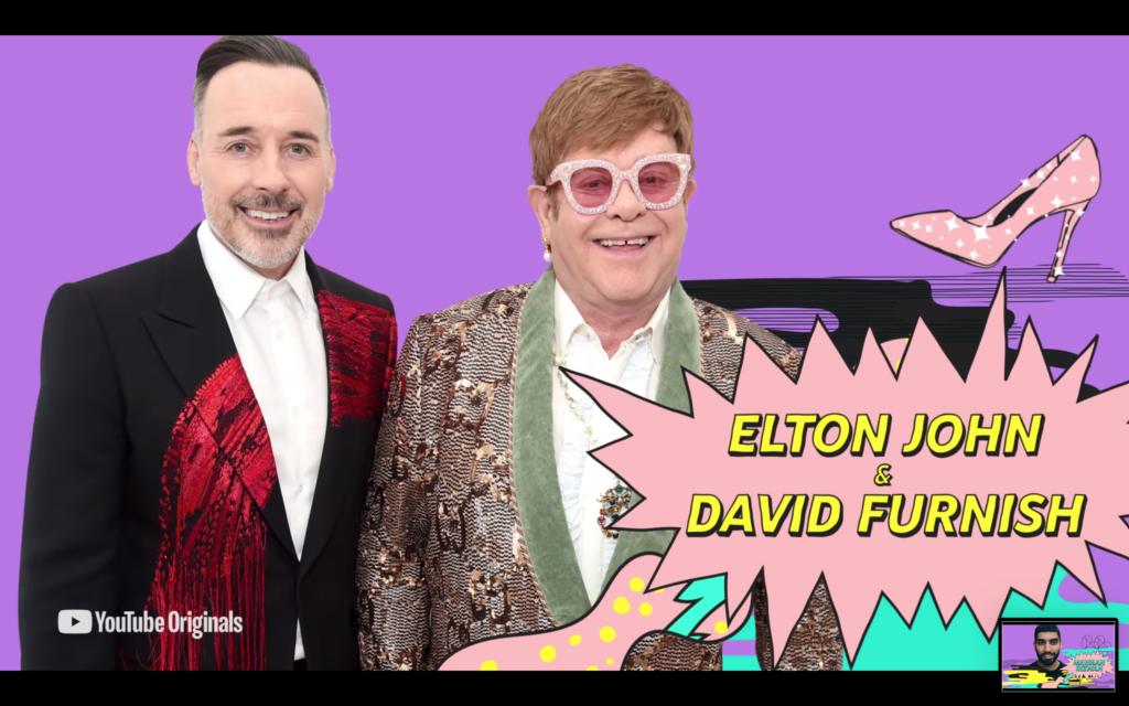Elton John Pride 2021