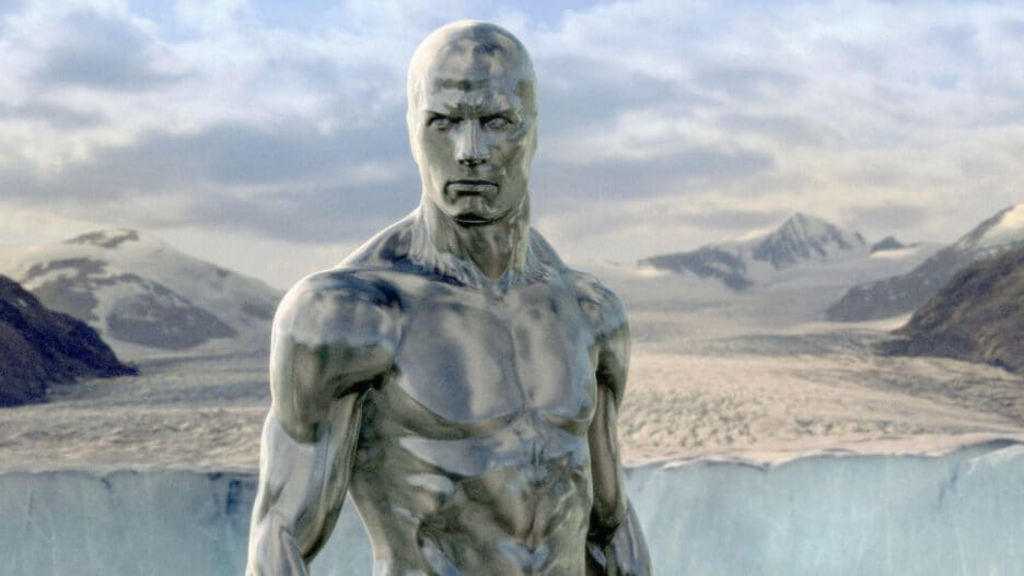 Silver Surfer Doug Jones Fantastic Four