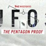 TMZ INVESTIGATES: UFOs: THE PENTAGON PROOF Backplate © FOX 2021