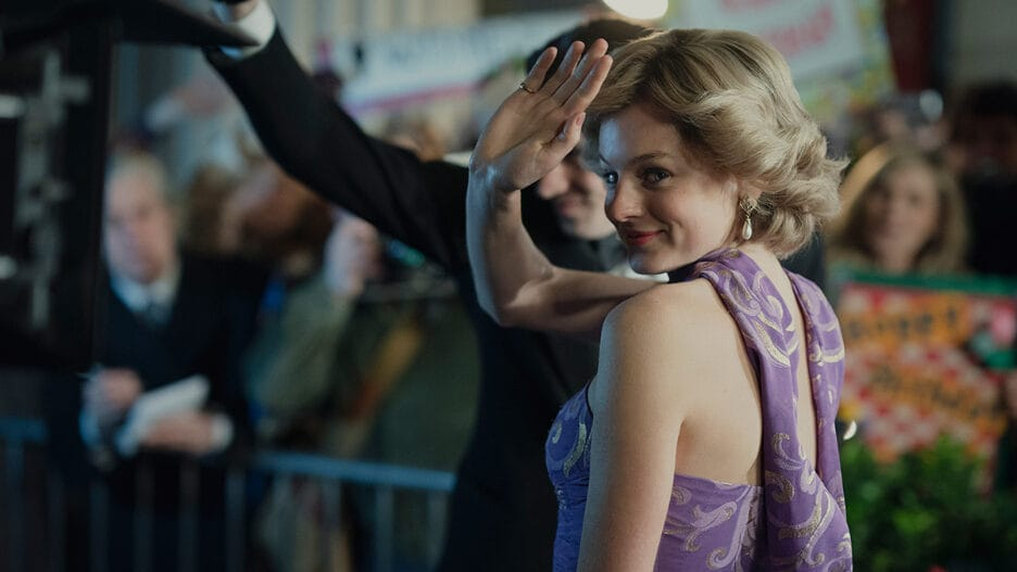 The Crown Princess Diana S4 Emma Corrin