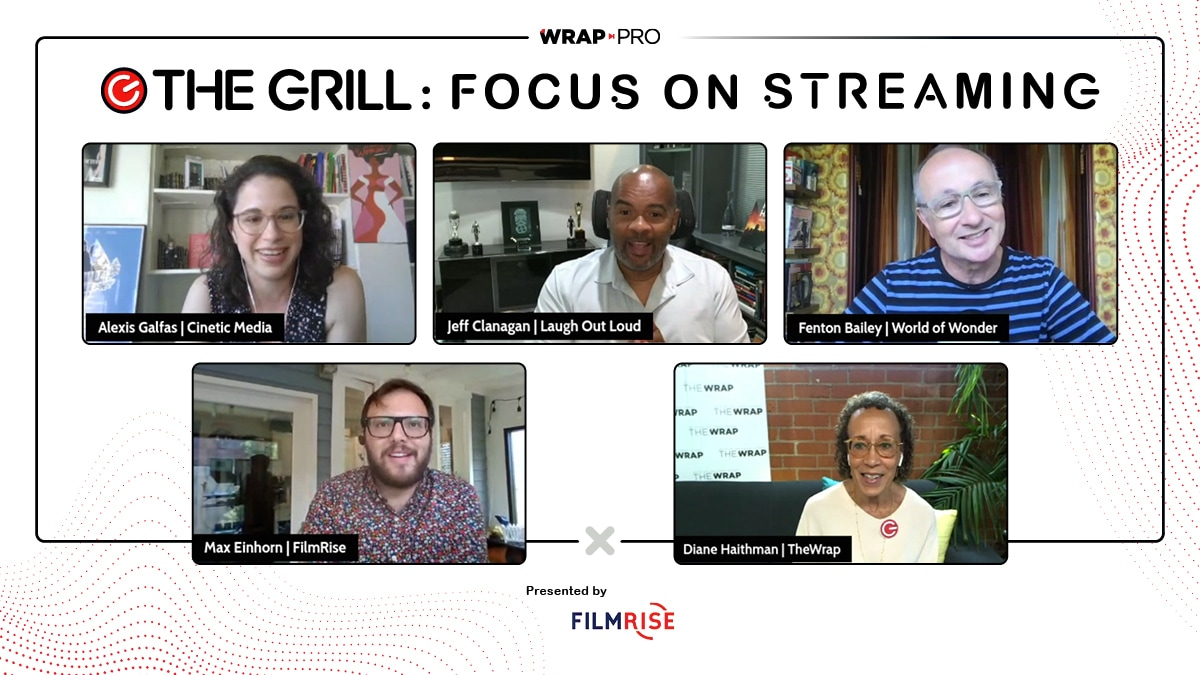 The Streaming Grill