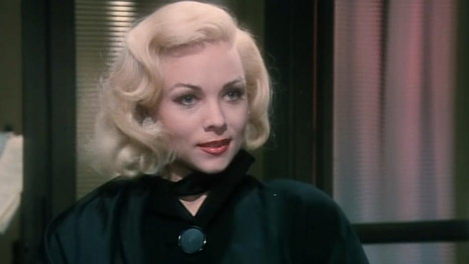 Theresa Russell Marilyn Monroe