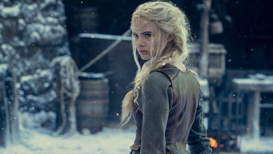 Witcher Ciri season 2 teaser netflix geeked week