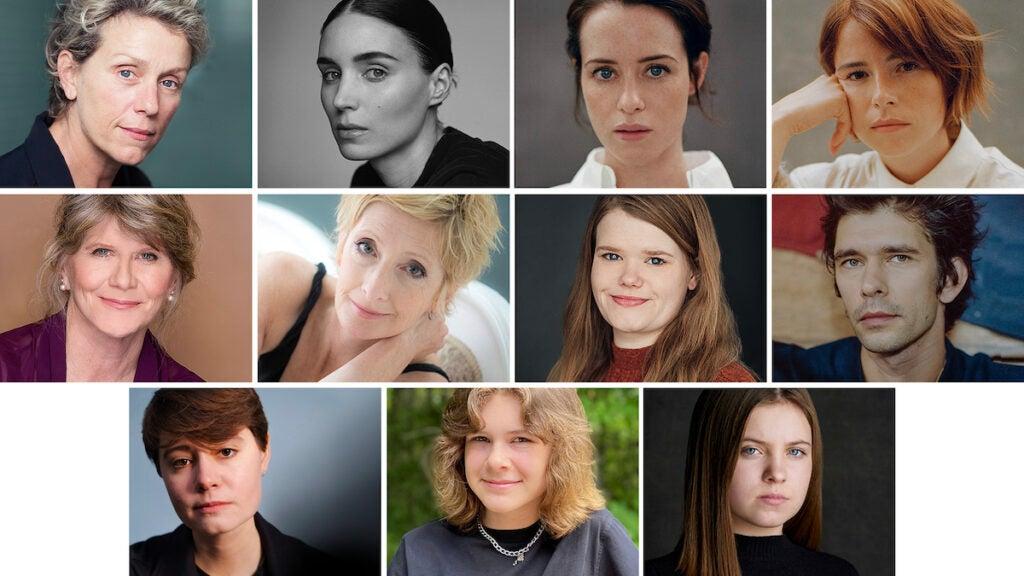 Women Talking Full Cast