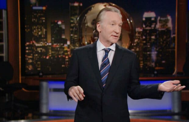bill maher says joe manchin is the most powerful republican in the senate