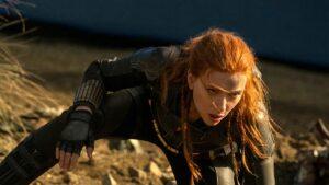 black widow Scarlett Johansson reviews