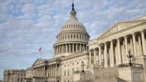 washington dc us capitol federal