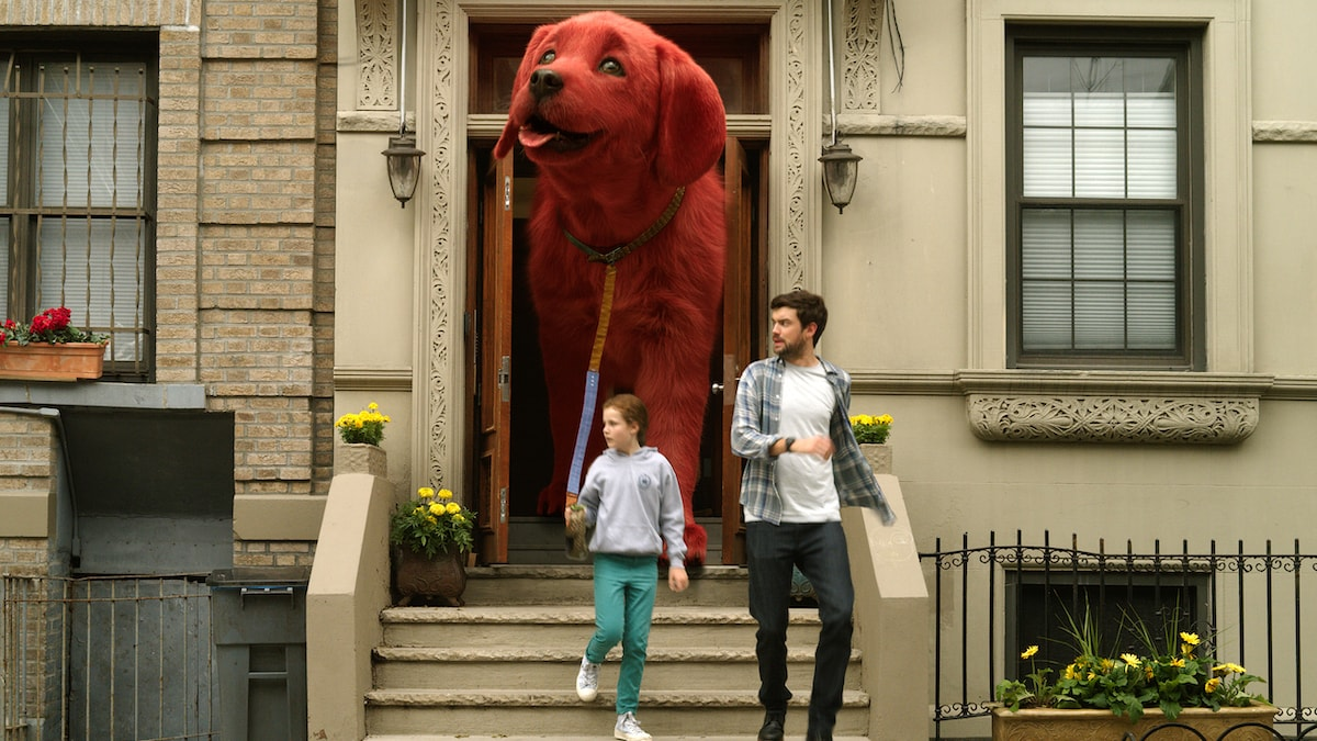 Paramount Pulls 'Clifford the Big Red Dog' From Schedule Due to Delta Variant Worries