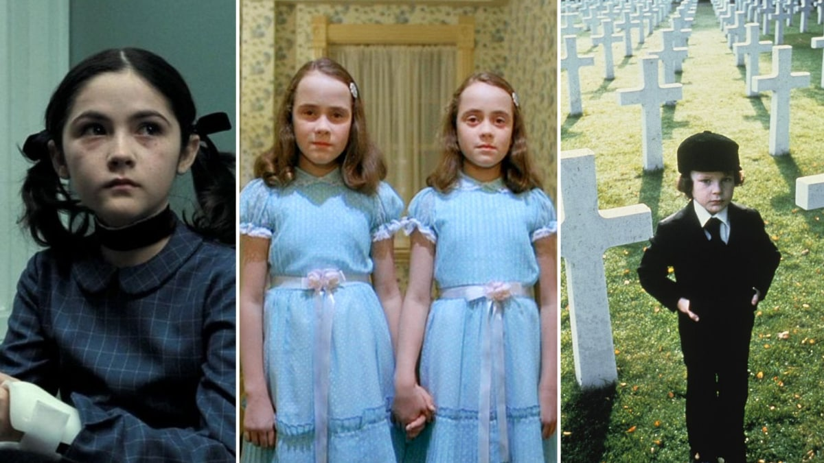 10 Creepiest Kids in Horror History, From 'Hereditary' to 'The Omen'.jpg