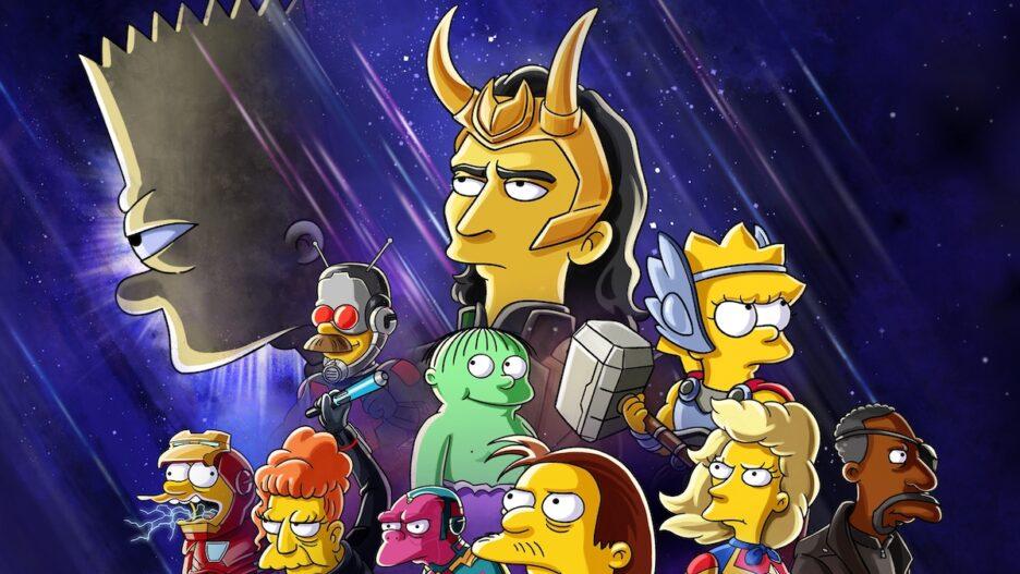 Simpsons Loki