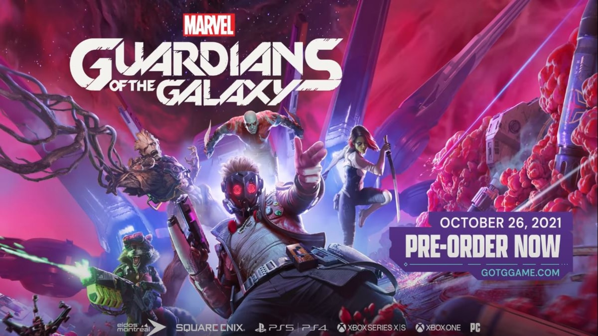 The 'Guardians of the Galaxy' Video Game Trailer Really Wants to Remind You of the Movies (Video).jpg