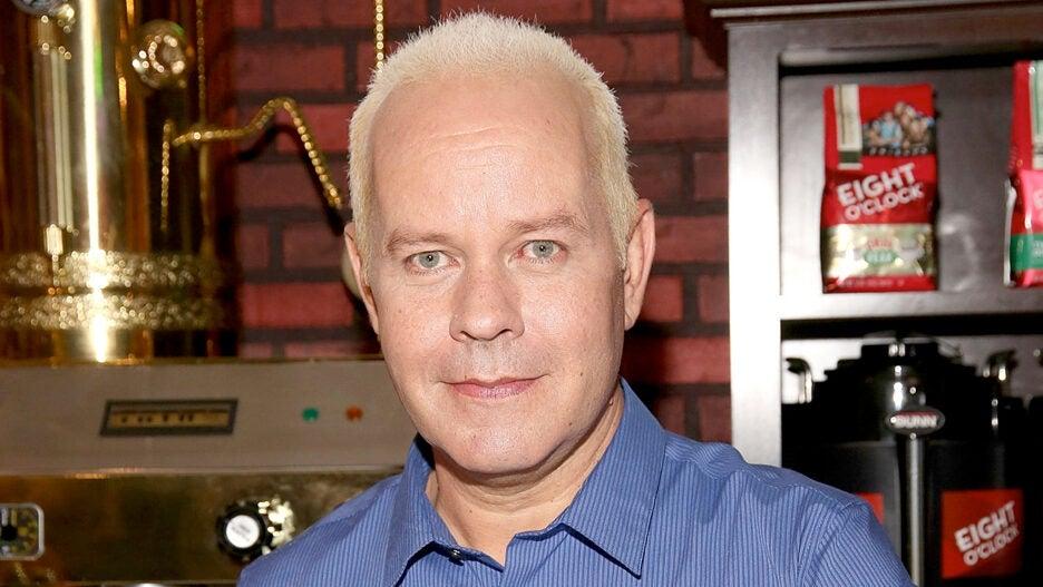 James Michael Tyler gunther friends
