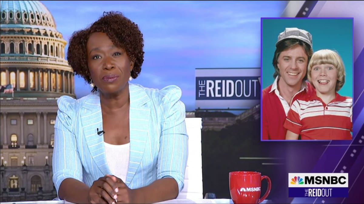 Joy Reid Mocks 'Garbage Pail Kid' Glenn Beck's Obama Apology Retraction (Video) thumbnail