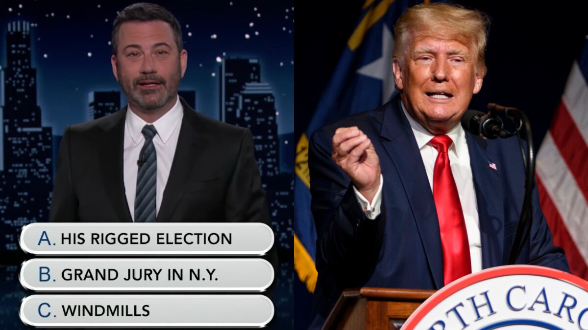 Kimmel Mocks Trump's Rant About Windmills That 'Kill Everything' and 'Very, Very Tough' Canada (Video).jpg