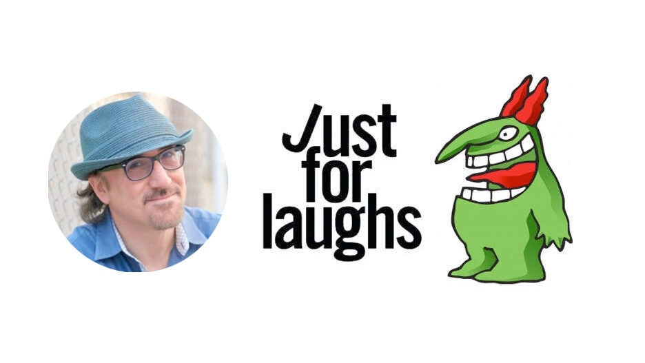 Just for Laughs Jeff Singer N-Word