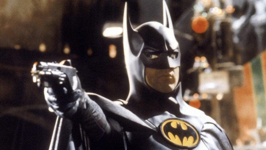Michael Keaton Batman The Flash Andy Muschietti