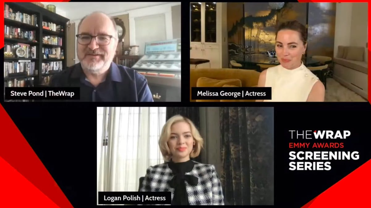 'The Mosquito Coast' Star Melissa George Hasn't Read the Book, But She Did Do 'a Weird Thing' to Prepare (Video).jpg