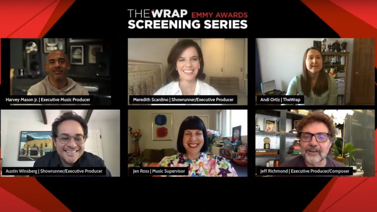 musical series emmy screening panel