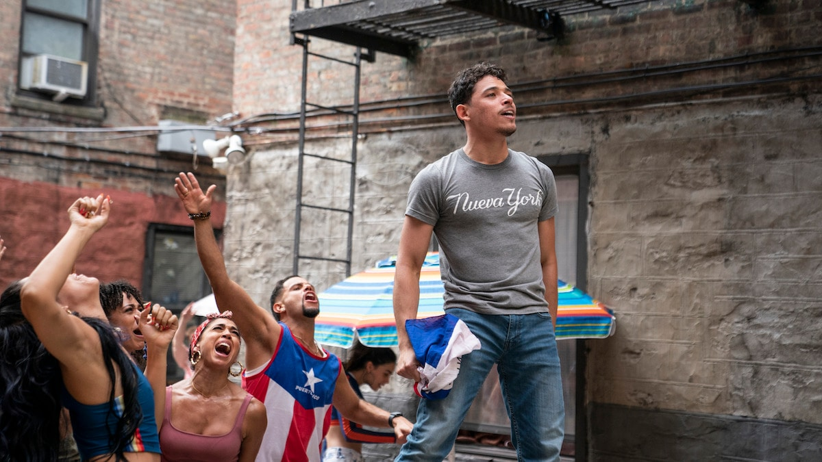 In the Heights Anthony Ramos First 8 Minutes