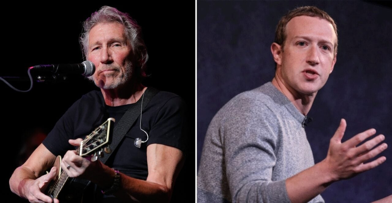 Pink Floyd's Roger Waters Denies Facebook's Request to Use Song in Ad: 'F– You'.jpg