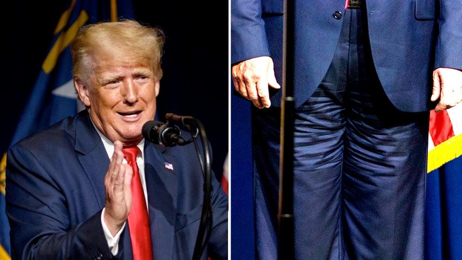 donald trump pants