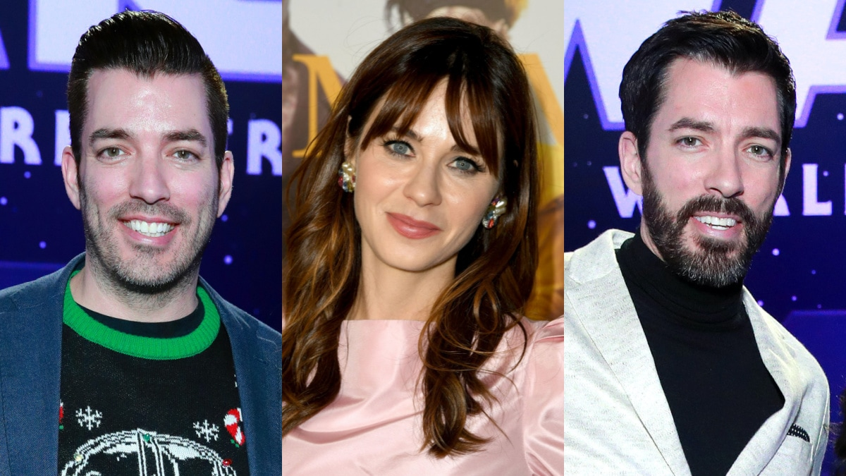 Even Zooey Deschanel Doesn't Know Which Property Brother She's Dating (Video).jpg