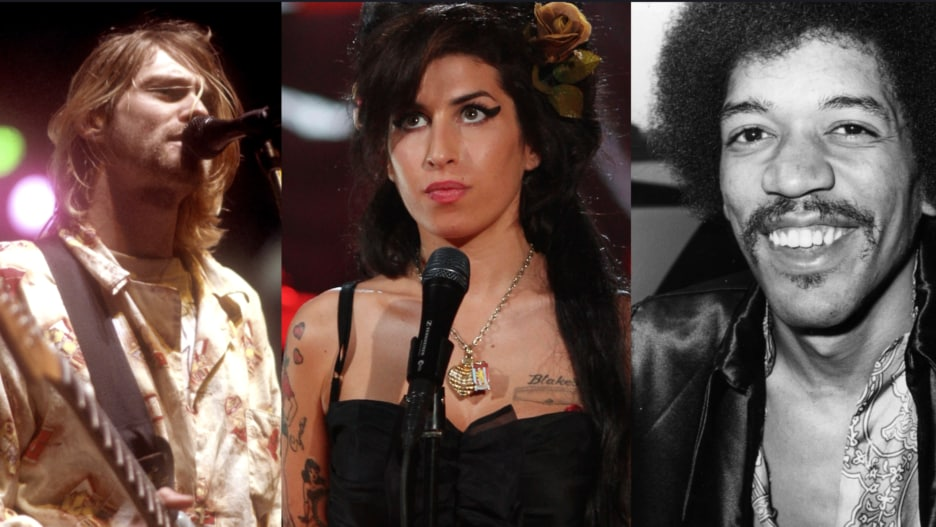 27 Club: Stars Who Died at Age 27, From Jimi Hendrix to Amy Winehouse (Photos).jpg