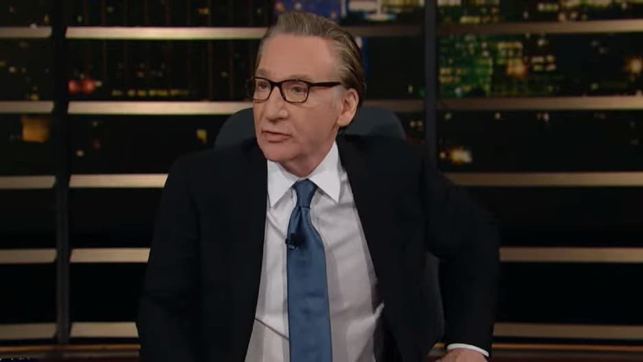 Maher Calls Conservatives Who Attacked Simone Biles the 'Lowest, Vilest' (Video)
