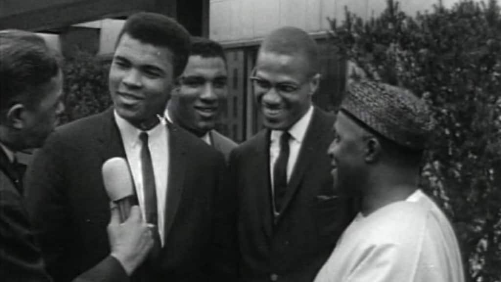 Malcolm X and Muhammad Ali Doc 'Blood Brothers' Produced by Kenya Barris Set at Netflix.jpg