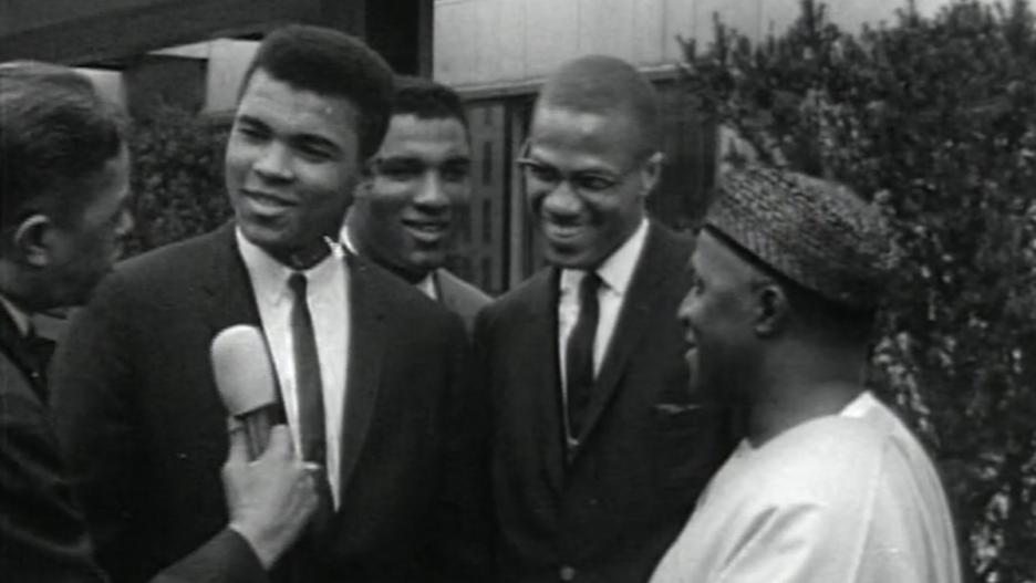 Blood Brothers Malcolm X Muhammad Ali