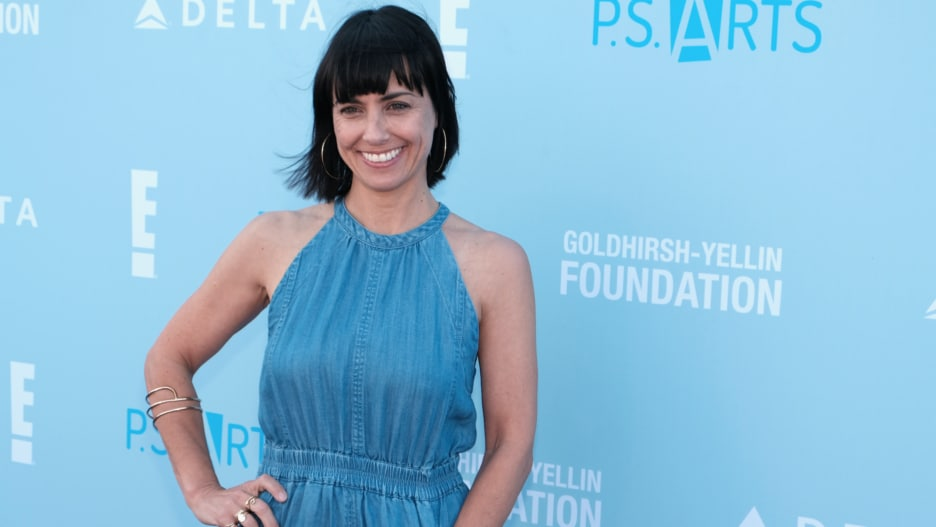 'Good Trouble' Director Constance Zimmer on Flashback 'Energy' – And Being Surprised to Join the Show.jpg