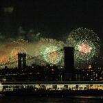 Fourth of July fireworks Macy's