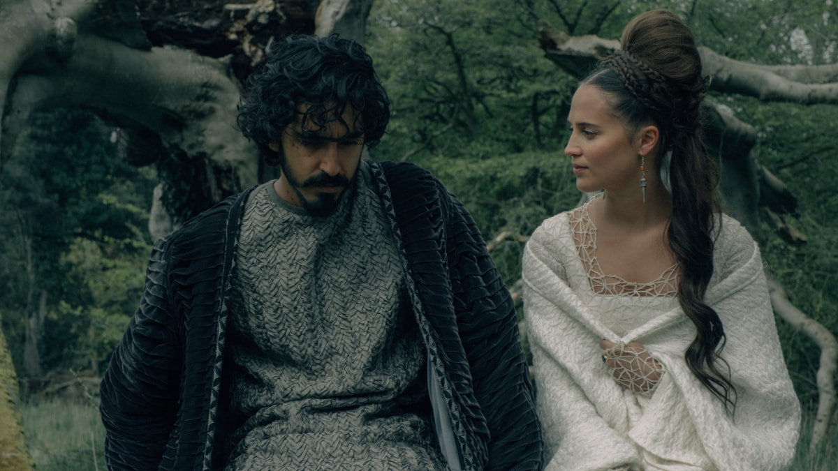 'The Green Knight' Review: Dev Patel's Swordsman Gets Lost Amid Fussy Detail.jpg