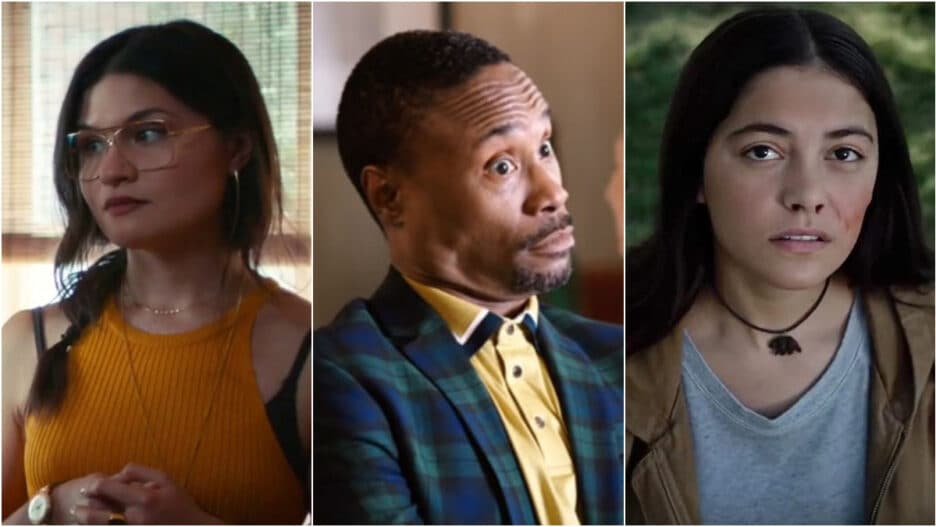GLAAD 2020 Studio Responsibility Index LGBTQ Film Characters